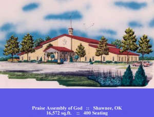 Sprague Church Architect